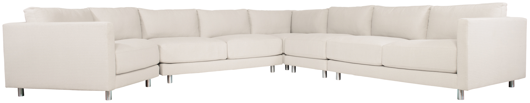 Picture of AVANNI SECTIONAL (5-PIECE)