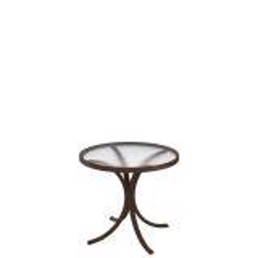 """Picture of ACRYLIC 30"""" ROUND DINING TABLE"""